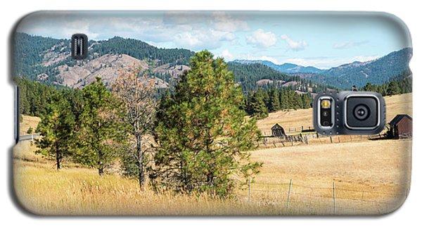 Highway 97 Ranch Memories Galaxy S5 Case