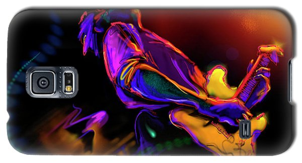 Highway Jam Galaxy S5 Case by DC Langer