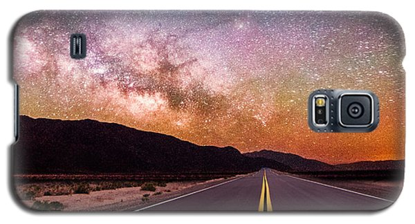 Highway To Heaven Galaxy S5 Case