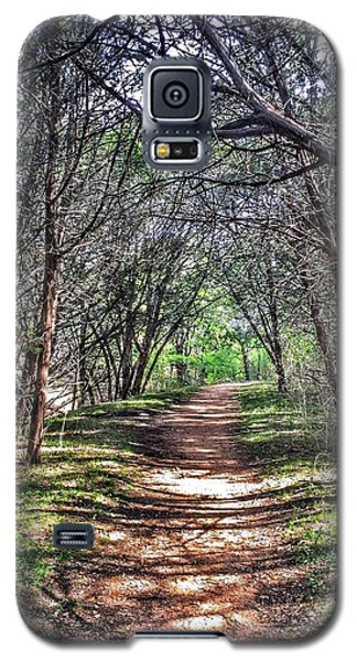 Hiking Meridian State Park  Galaxy S5 Case