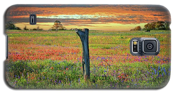 Hill Country Heaven Galaxy S5 Case