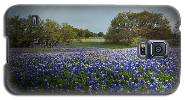 Hill Country Ranch Galaxy S5 Case by Susan Rovira
