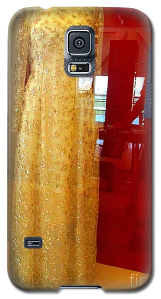 Hillary Clinton State Dinner Gown Galaxy S5 Case by Randall Weidner