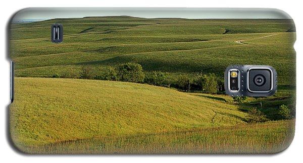 Hills Of Kansas Galaxy S5 Case