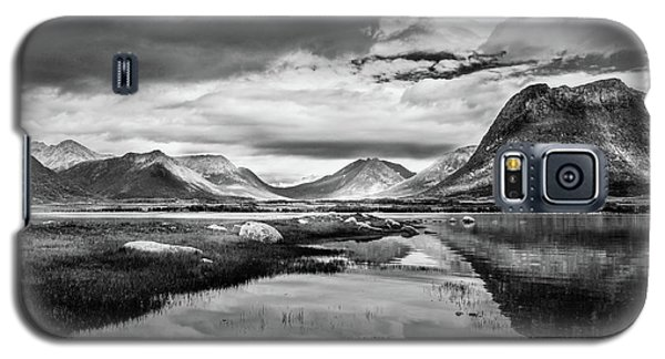 Galaxy S5 Case featuring the photograph Hills Of Vesteralen by Dmytro Korol
