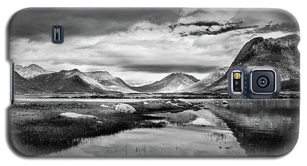 Hills Of Vesteralen Galaxy S5 Case