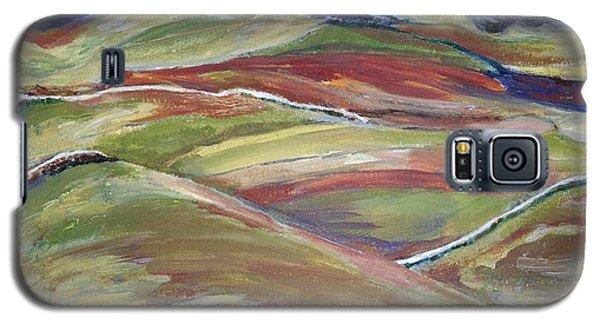 Northern Hills, Clare Island Galaxy S5 Case