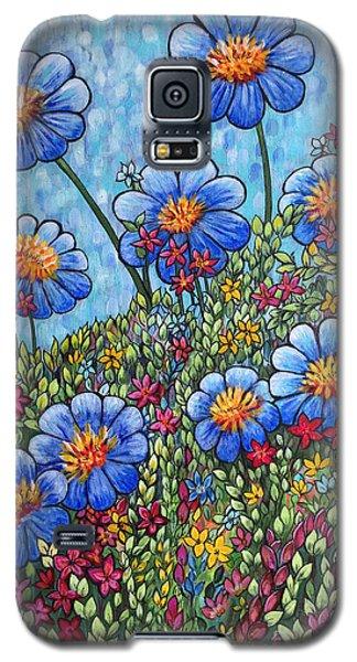 Hillside Blues Galaxy S5 Case by Holly Carmichael