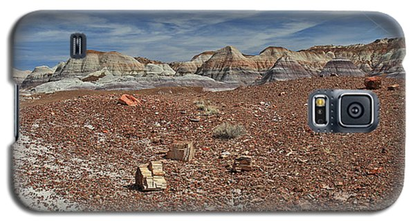 Galaxy S5 Case featuring the photograph Hillside Hues by Gary Kaylor