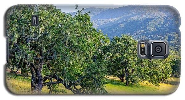 Hillside Oaks Galaxy S5 Case