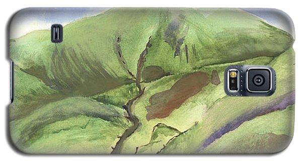 Hillside Panorama Galaxy S5 Case