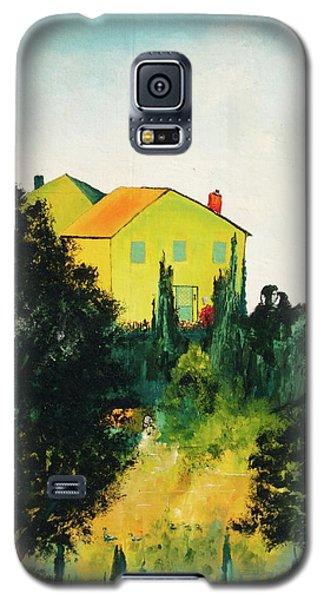 Hillside Romance Galaxy S5 Case