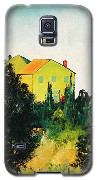 Hillside Romance Galaxy S5 Case