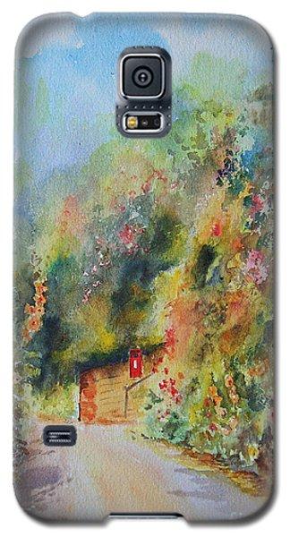 Hillside Street Hythe Kent Galaxy S5 Case