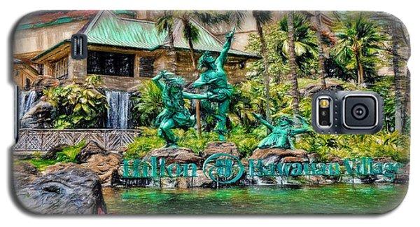 Hilton Hawaiian Village Waikiki Beach Resort Galaxy S5 Case