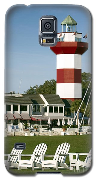 Hilton Head Island Lighthouse Galaxy S5 Case