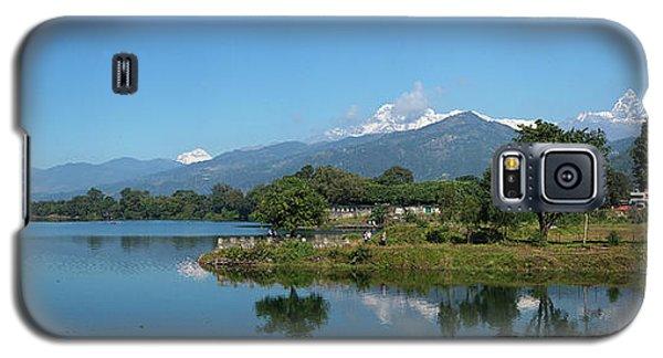 Himalayan Panorama Galaxy S5 Case