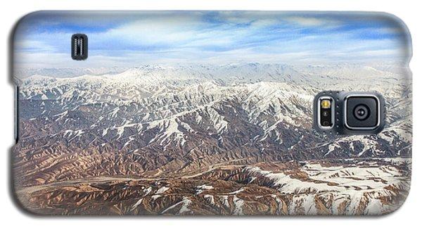 Hindu Kush Snowy Peaks Galaxy S5 Case