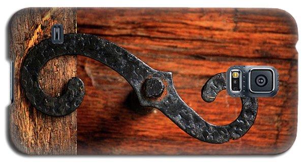 Hinged Galaxy S5 Case by Rowana Ray