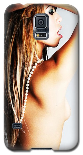 Hiphop Club Galaxy S5 Case by Robert WK Clark