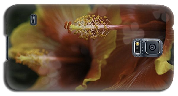 Hippi Hibiscus Galaxy S5 Case