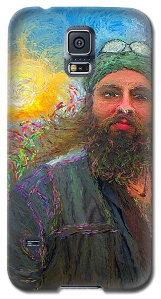 Hippie Mike Galaxy S5 Case