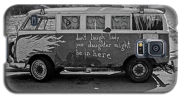 Hippie Van, San Francisco 1970's Galaxy S5 Case