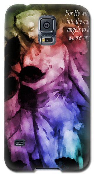 His Angels 2 Galaxy S5 Case
