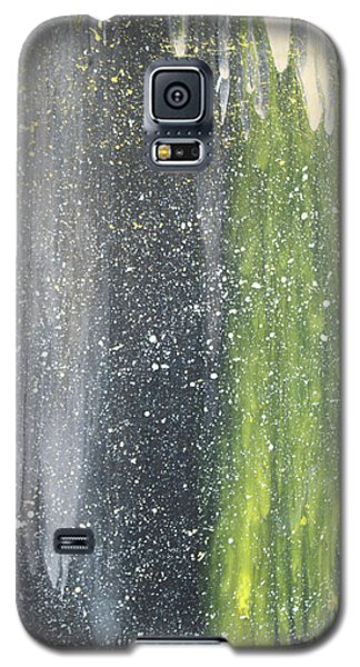 His World Galaxy S5 Case by Cyrionna The Cyerial Artist