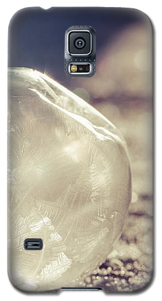 His Heart Was Always Warm Galaxy S5 Case by Yvette Van Teeffelen