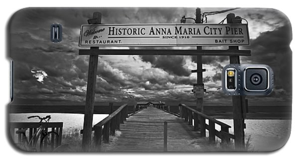 Historic Anna Maria City Pier 9177436 Galaxy S5 Case