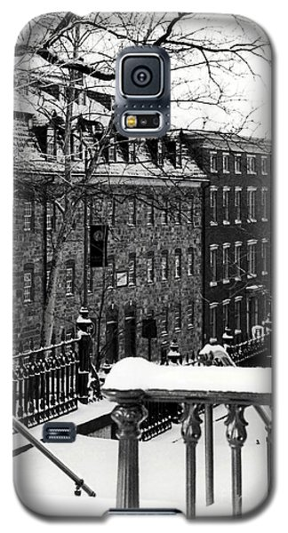 Galaxy S5 Case featuring the photograph Historic Bethlehem Pa by DJ Florek