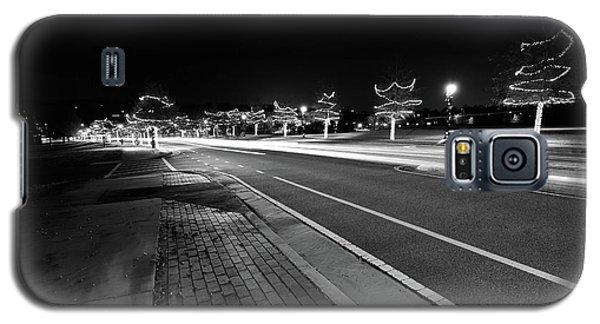 Historic Buford At Christmas Galaxy S5 Case