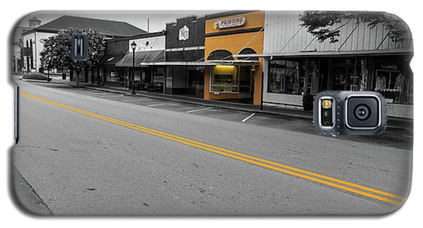 Historic Buford In Selective Color Galaxy S5 Case