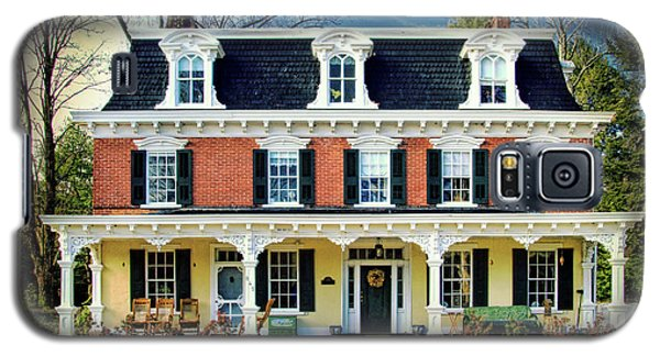 Historic Isaac Stover House  Galaxy S5 Case
