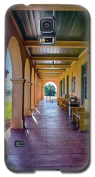 Historic Kelso Depot Galaxy S5 Case