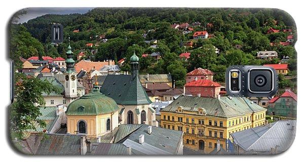 Historic Mining Town Banska Stiavnica, Slovakia Galaxy S5 Case