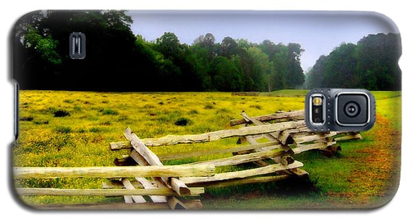 Historic Path Natchez Trace Parkway Galaxy S5 Case