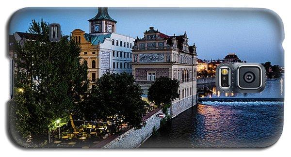 Historic Prague Galaxy S5 Case