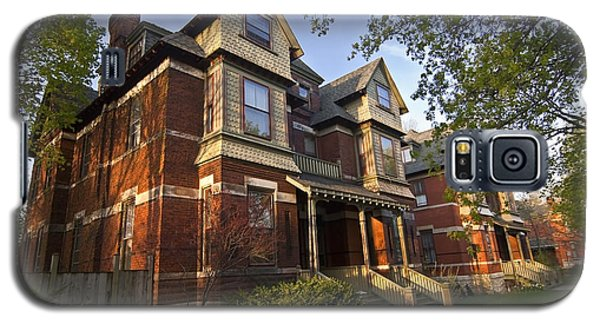 Historic Pullman House In Chicago Galaxy S5 Case