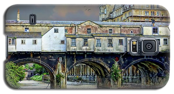 Historic Pulteney Bridge Galaxy S5 Case