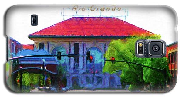 Historic Rio Grande Station Galaxy S5 Case