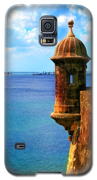 Historic San Juan Fort Galaxy S5 Case