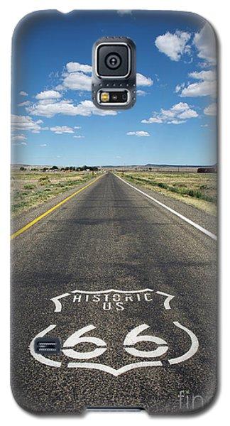 Historica Us Route 66 Arizona Galaxy S5 Case