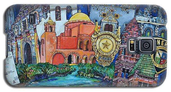Historical 401s San Antonio Galaxy S5 Case by Patti Schermerhorn