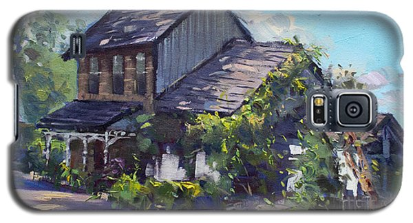 Georgetown Galaxy S5 Case - Historical House Ontario by Ylli Haruni