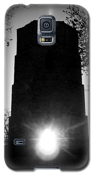 Historical Water Tower At Sunset Galaxy S5 Case