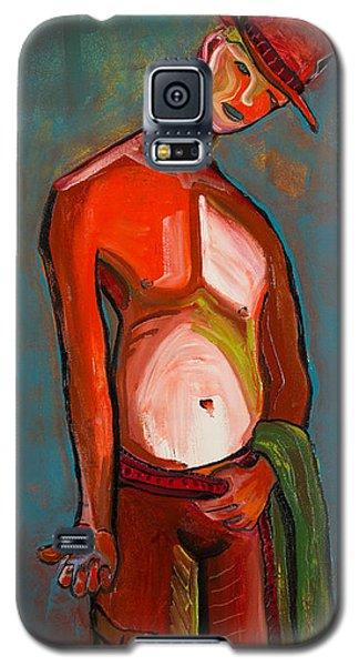 Hitch Hiker Galaxy S5 Case