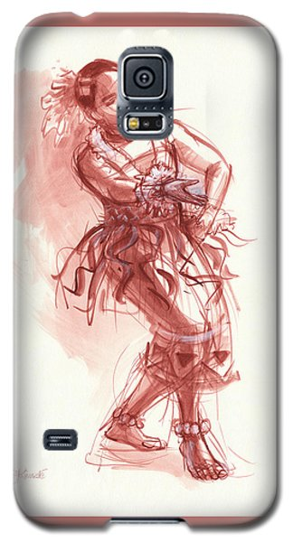 Hiva, Dancer Of Tonga Galaxy S5 Case