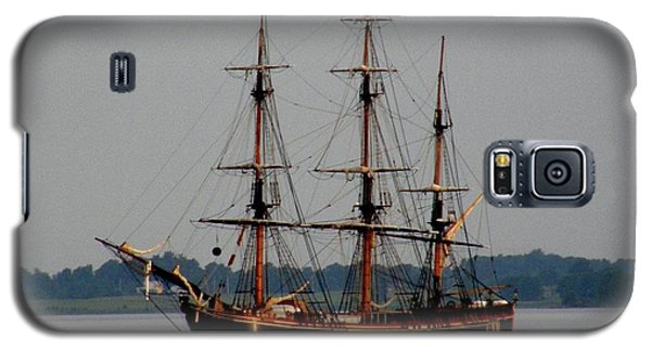Hms Bounty  Galaxy S5 Case